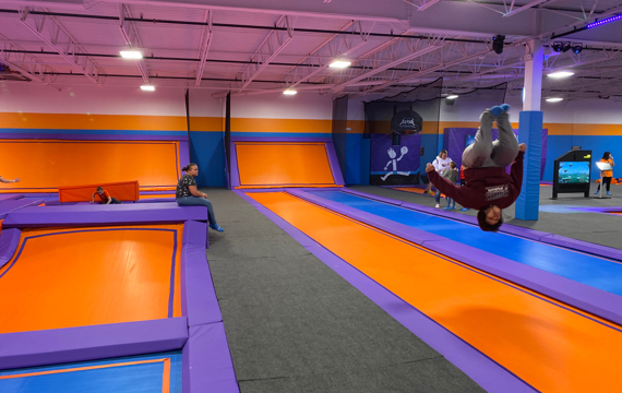 Rochester Family Entertainment - Altitude Trampoline Park